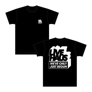 LIVE HAUS x kit gallery TEE (受注商品)(送料無料)