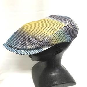 西陣織りハンチング帽HT0020