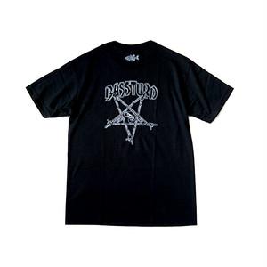 BASSTURD - BASSGRAM TEE (Black)