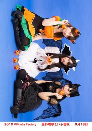 お菓子づくり 活動終了記念写真5枚セットC