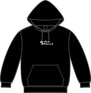 5周年記念パーカー[BLACK](2/29まで受注生産)
