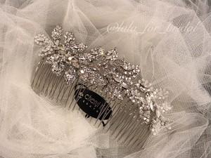 CherylKing Couture DORA Headpiece