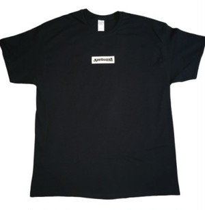 SPELLBOUND ボックスロゴ T shirts (ブラック)  + 10th Annv. MIX CD セット