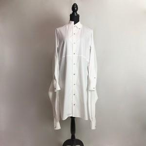 ロングシャツ(ウエスト袖付き)