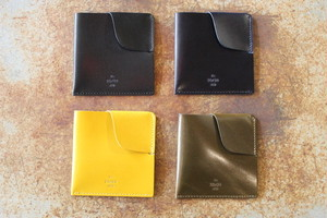 20/80 / KIP LEATHER CARD & BILL HOLDER