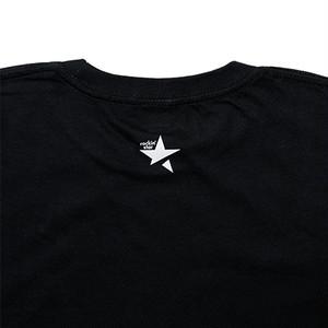 ナナカワ描き下ろし 阿 (SINGER) BLACK / rockin'star ( ロッキンスター )