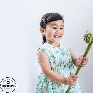 «即納»«pourenfant» loria one-piece 2colors  ロリア ワンピース
