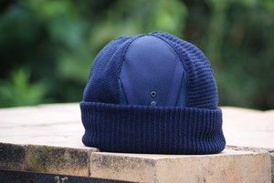The Outside Beanie(NAVY)