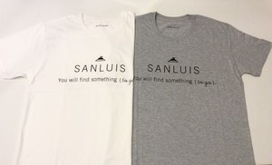 SANLUIS by LIFEPROTEX / Tシャツ (LOGO)