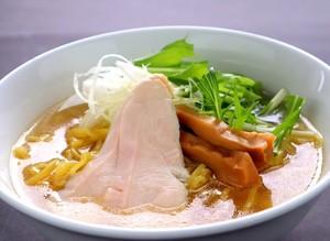 小樽地鶏ラーメンセット