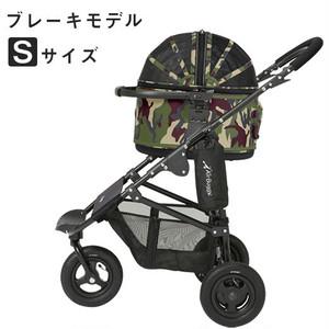 【Air Buggy for Dog】エアバギー ドーム2 ブレーキモデル S(送料無料)