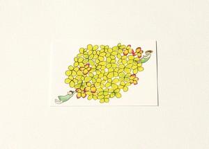 Postcard No.8(花すべり台)