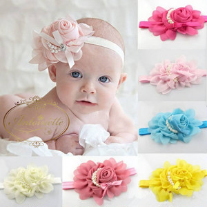赤ちゃん 撮影 ヘッドドレス お花 かわいい 髪飾り 頭飾り
