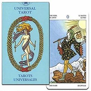 MINIATURE UNIVERSAL TAROT