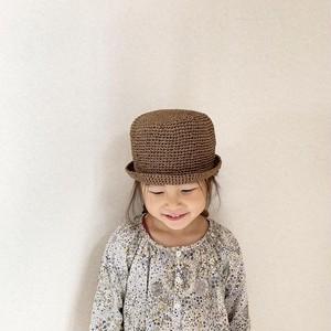 return soil Hat kids 52㎝