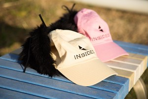 INSIDE▼OUT  FUR CAP
