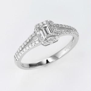 Lady Pt Diamond Ring (ダイヤモンド リング)