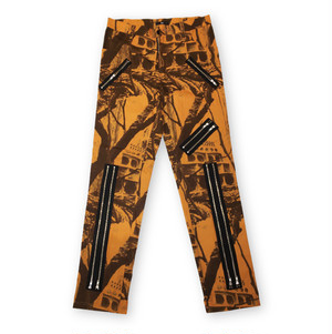 Ari Dredwoods Camo Zip Pants
