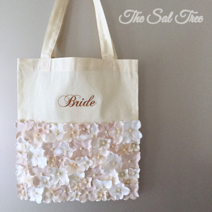Flower Bride Bag
