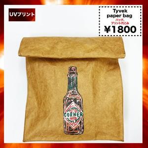 タイベック素材 paper bag
