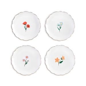 &k amsterdam - Plate - Wildflower set