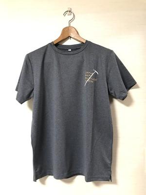 【残りSサイズのみ】【復刻ジャンダルム】Tシャツ(杢グレー)