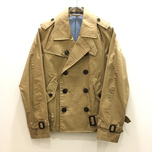MR.GENTLEMAN RIDER'S TRENCH JACKET / MG13S-CO03