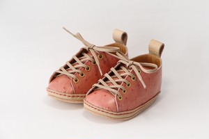 """first shoes """"HELLO"""" ( pink )"""