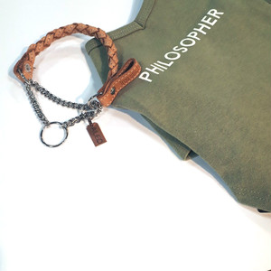 大切なペットに COPPER ORDER NAME TAG