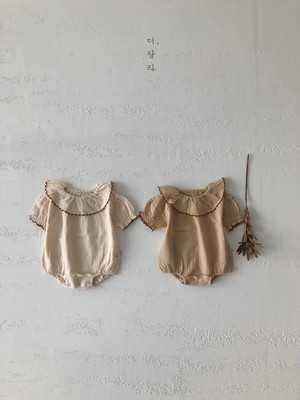 【予約販売】mood bodyーsuit【baby】