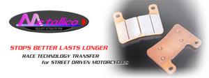 メタリカ ブレーキパッド for NSR50