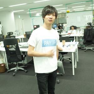 PAY.JP T-shirt