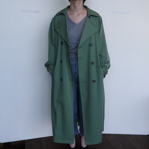 SLY OVER TRENCH LONG COAT