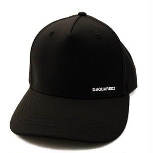 ディースクエアード ( DSQUARED2 ) ベースボールGAP ブラック
