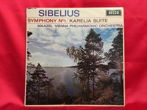 マゼールのシベリウス交響曲1番