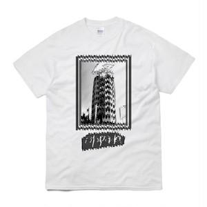OPPA-LA 20th Anniversary / OPPA-LA 救済 /河村康輔 × OPPA-LA WネームTシャツ!!ホワイト