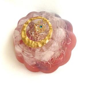 ムーン・プリンセス 夕焼 ゼリー型オルゴナイト