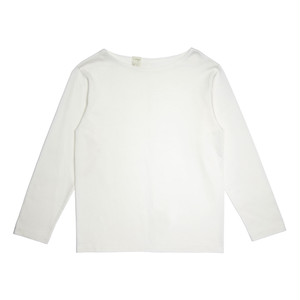 N.HOOLYWOOD BOAT-NECK LONG SLEEVE / 13RCH