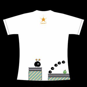 ギミック! Tシャツ(WHITE) / GAMES GLORIOUS