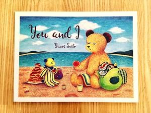 【リトルプレス】You and I
