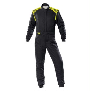 IA01828D184 FIRST-S SUIT MY2020 Anthracite / Fluo yellow