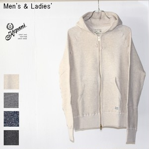 Kepani スウェットZIPパーカ Manhattan-Ⅱ TS8101MS (OATMEAL) 【Men's / Ladies'】