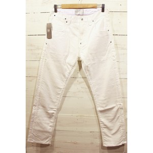TOKYO SHOCK BOYS Tapered Denim Pants WHITE