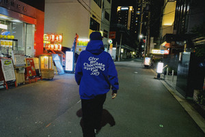 Give me Chocolate Hoodie【Blue / Purple】