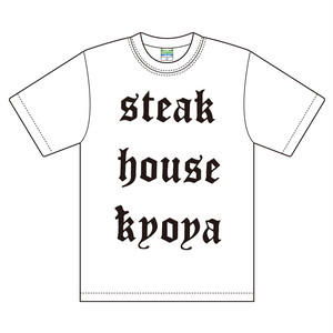 STAKE HOUSE KYOYA  T-SHIRT