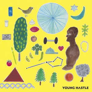 Young Hastle / Love Hastle (CD) ステッカー&ヤンハスサイン入りポスター付き