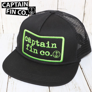 CAPTAIN FIN キャプテンフィン Type Patch 5Panel Hat メッシュキャップ CFA5511508