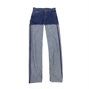 Y/PROJECT EXTRA-LONG JEAN