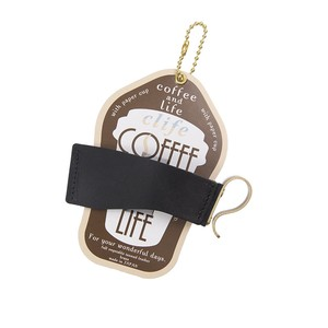 Clife coffee and life カップホルダー BLACK