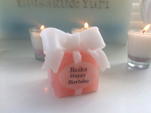 Pink Ribbon present box